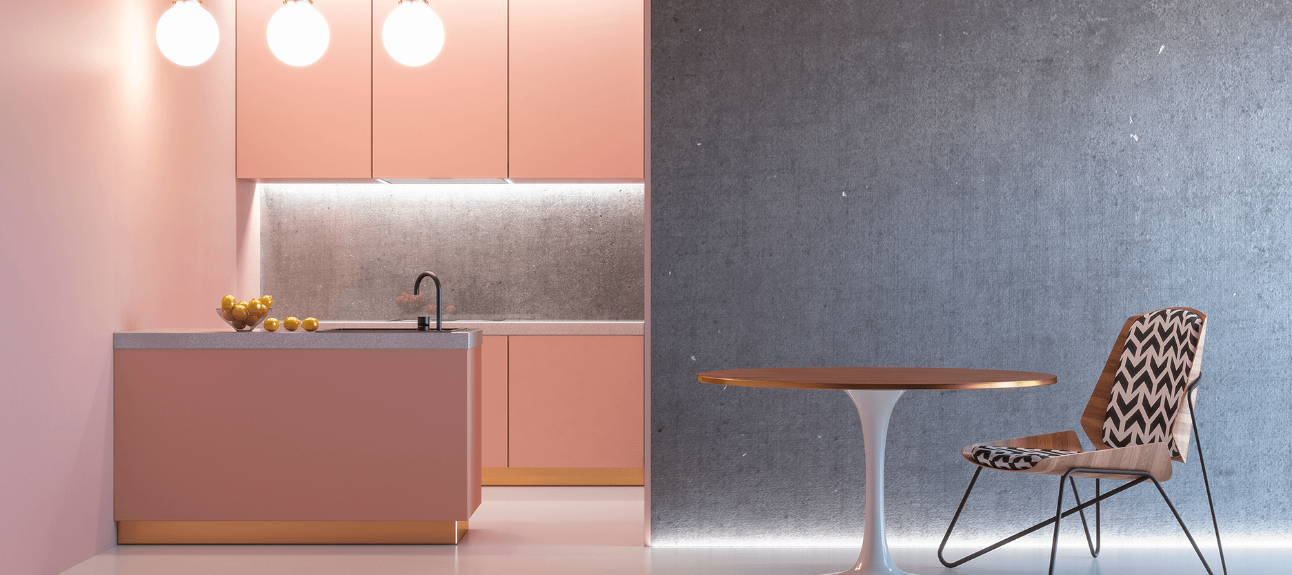 Colourful Kitchens Are Back! A Look at Some Classic Kitchen Design Trends
