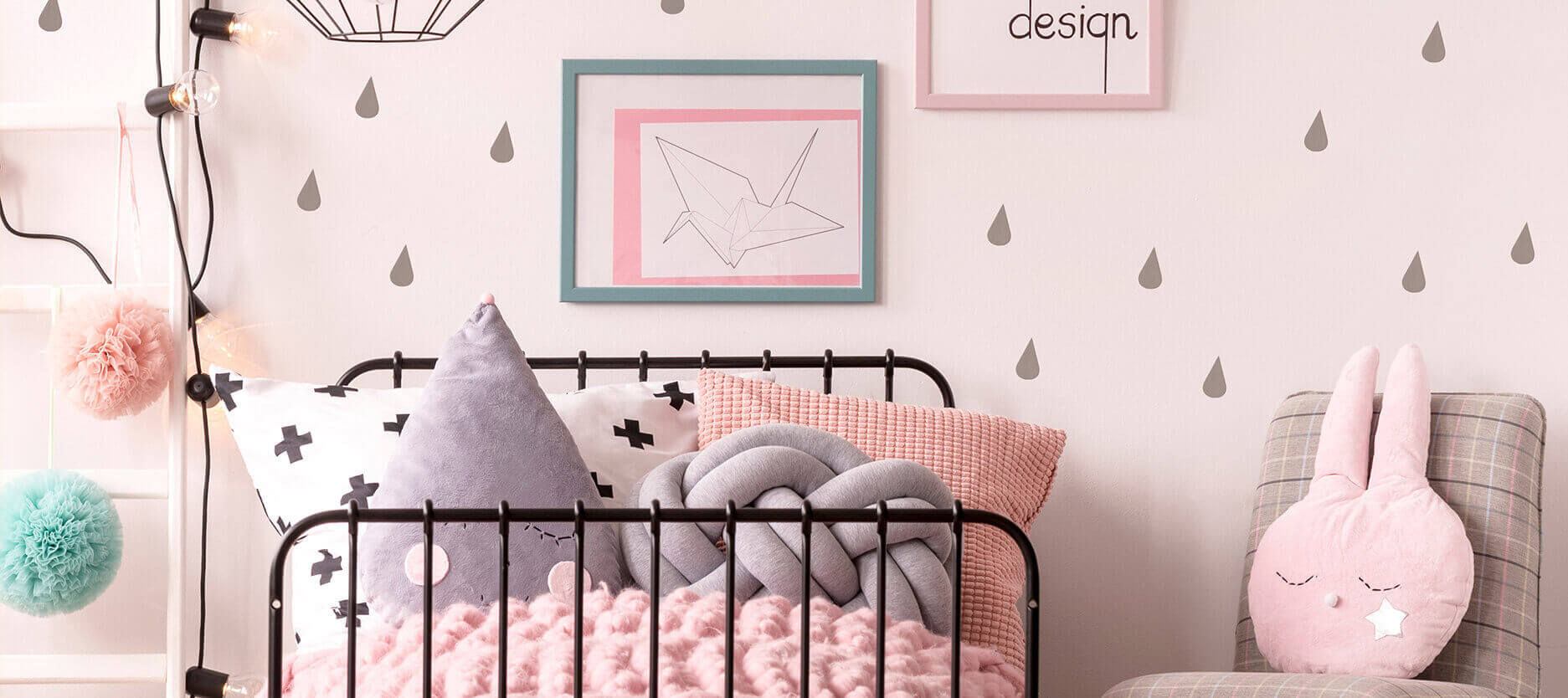 Colour Palettes That Are Perfect For Designing A Refreshing Children's Room