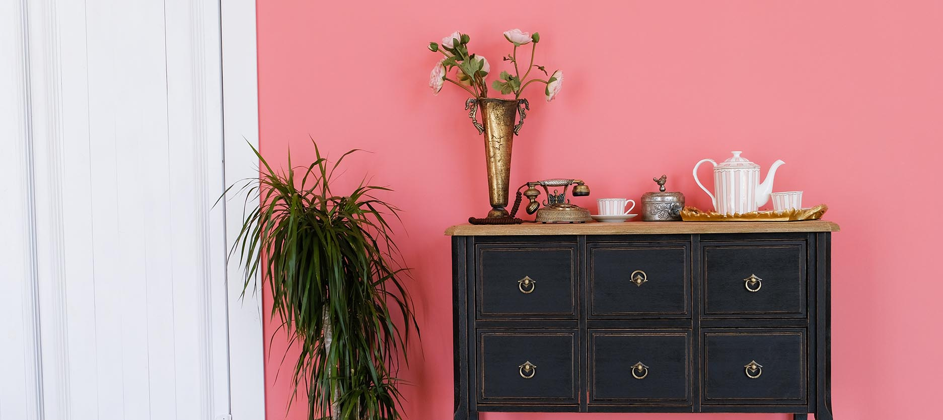 4 Shades of Pink that will Give a Dynamic look to Your Home