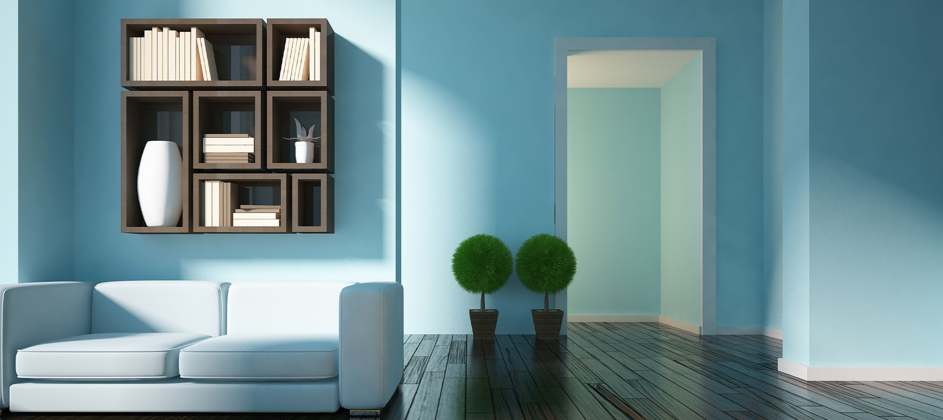 8 Shades of Blue to Bring About Tranquility in Your Home Decor