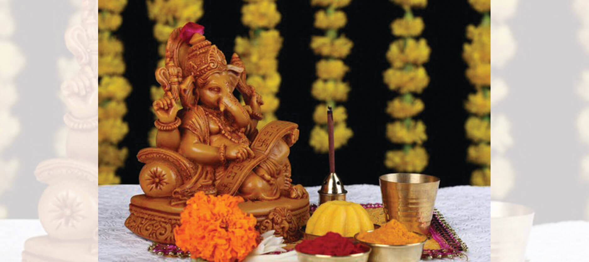 Welcome Ganesha to A Decked Up Room with These Home Decor Tips