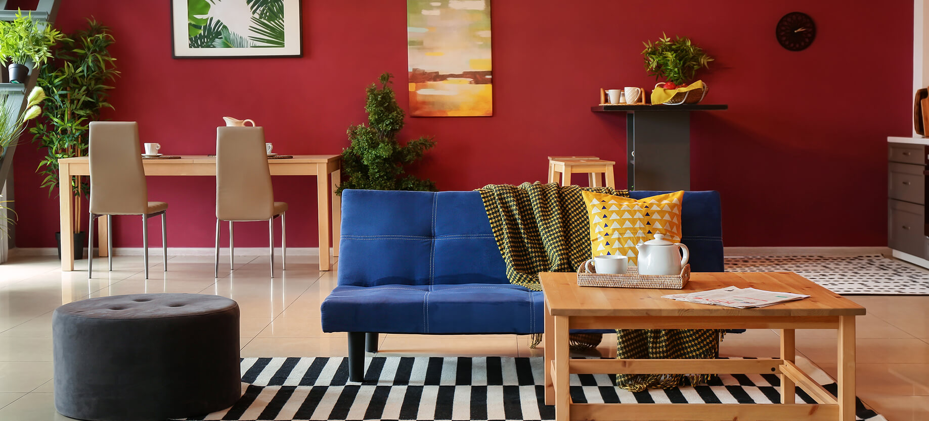 Berry Nice! Home Paint Colours that will Tickle Your Taste Buds