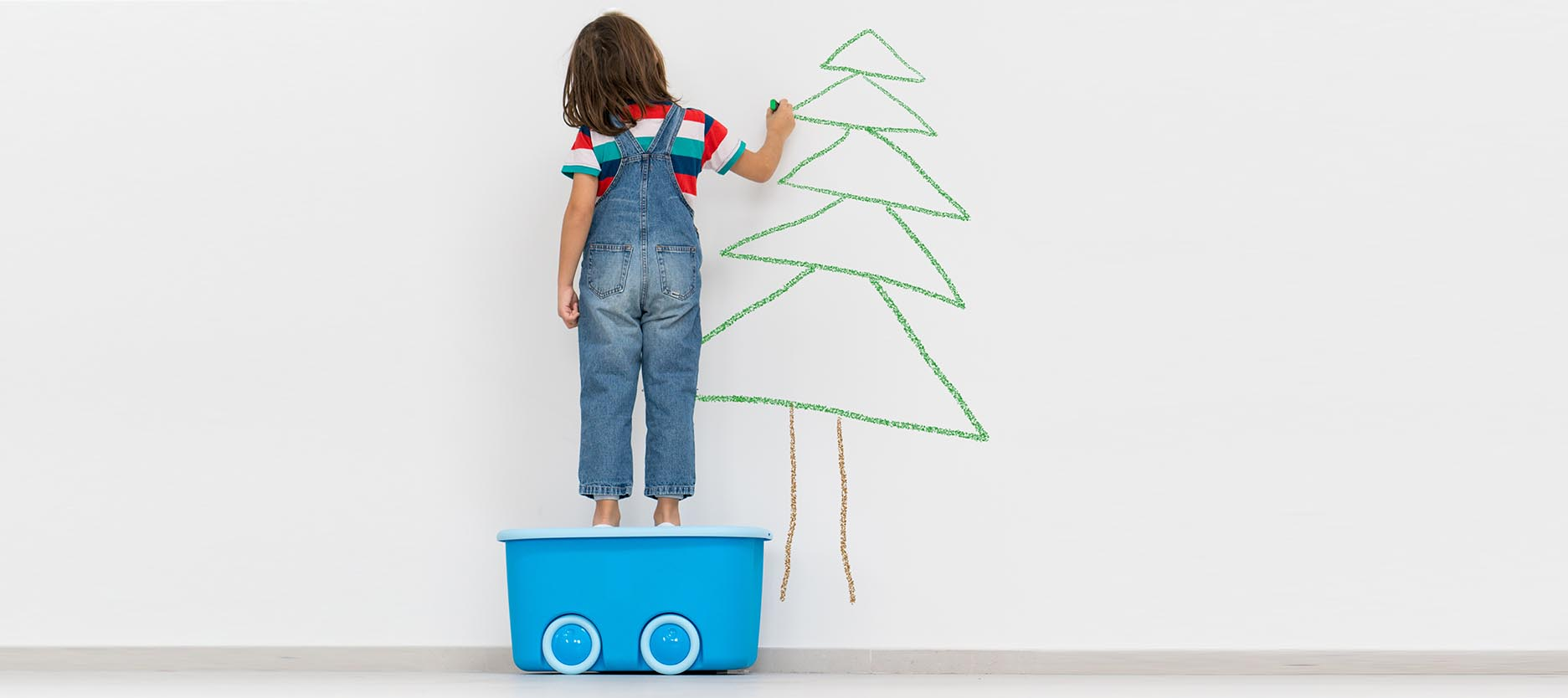 Involve Your Kids and Decorate Your Children's Room This Festive Season with These 5 Décor Ideas
