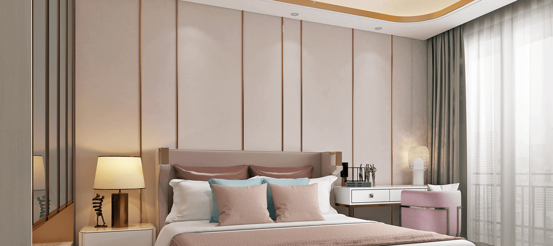 How To Blend Styles And Create a Perfect Bedroom Look