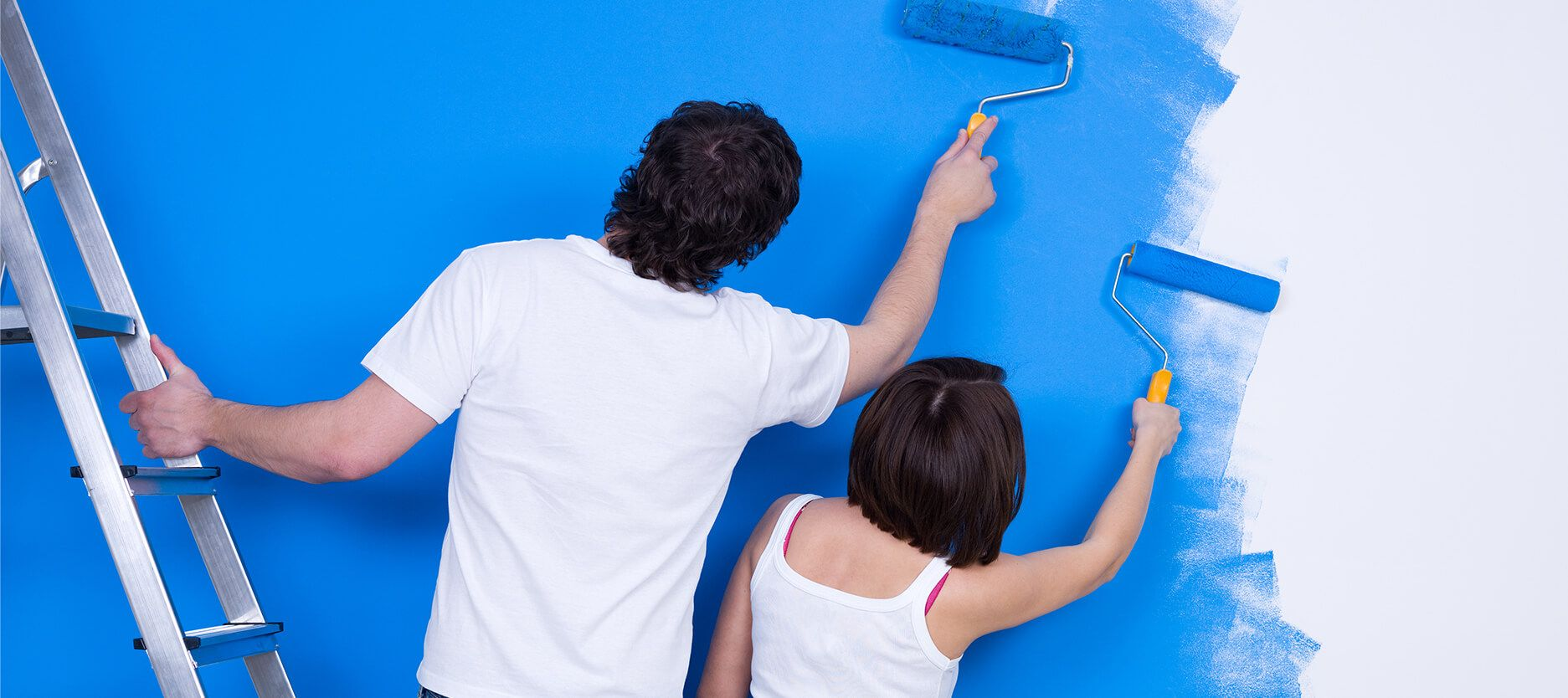 How to Paint a Wall Yourself with 10 Easy Steps