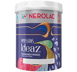Nerolac Impressions Ideaz - Ultra Luxury Emulsion