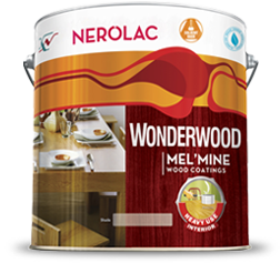 NEROLAC WONDERWOOD MELMINE WOOD COATINGS