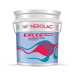 Nerolac Excel Rainguard Waterproof Primer Paint
