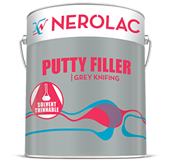 PUTTY FILLER GREY KNIFING