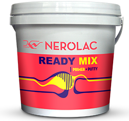 NEROLAC READY MIX POWDER + PUTTY