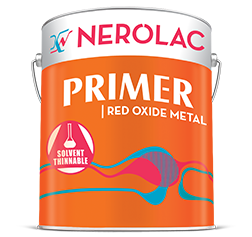 NEROLAC RED OXIDE METAL PRIMER