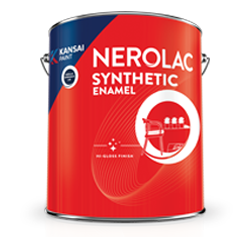 Nerolac Synthetic Hi-Gloss Enamel Paint