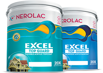 NEROLAC EXCEL TOP GUARD