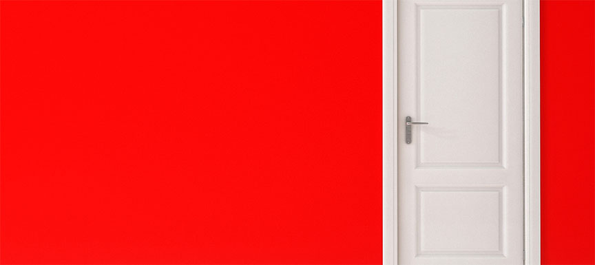 Red Wall Paint Colour