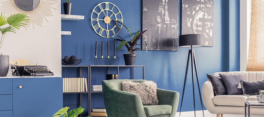 6 Best Blue Wall Paint Combination Schemes | Kansai Nerolac