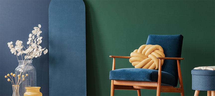 6 Best Blue Wall Paint Combination Schemes Kansai Nerolac