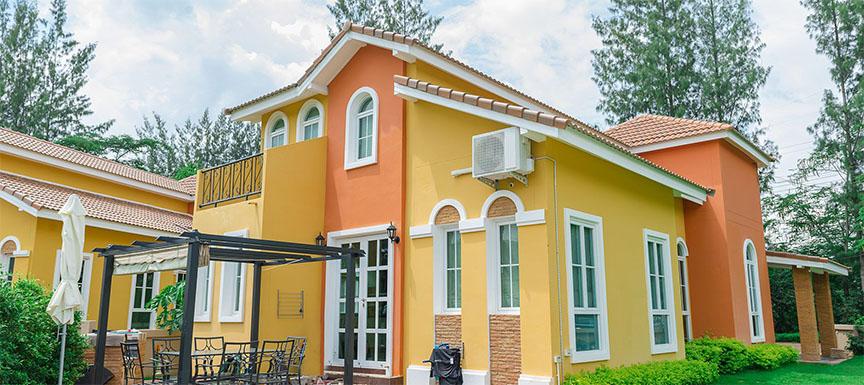 Best Colour Combinations for House Exterior | Kansai Nerolac