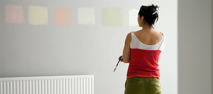 How to Paint a Wall Yourself with 10 Easy Steps | Kansai Nerolac