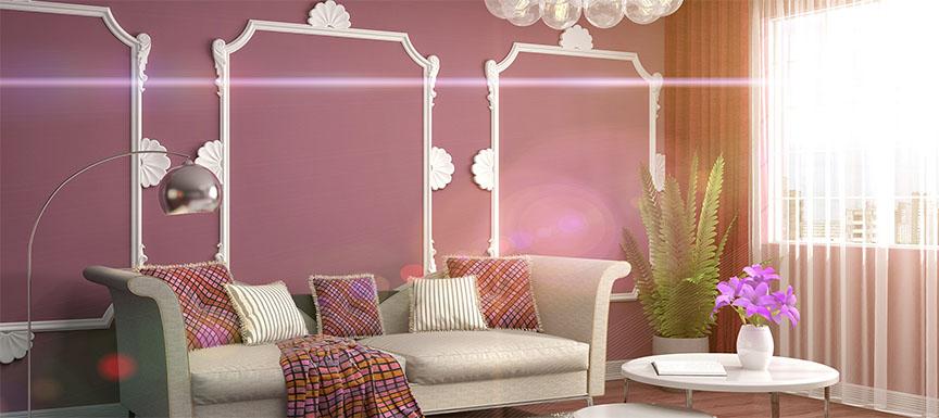 6 Pink Home Decorating Techniques Kansai Nerolac