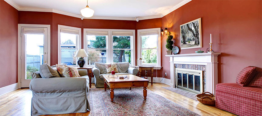 Painting and Decorating Tips For The Changing Seasons