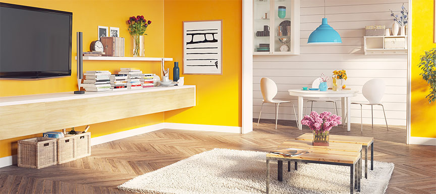 Nerolac's Spring Collection 2019 for your Home