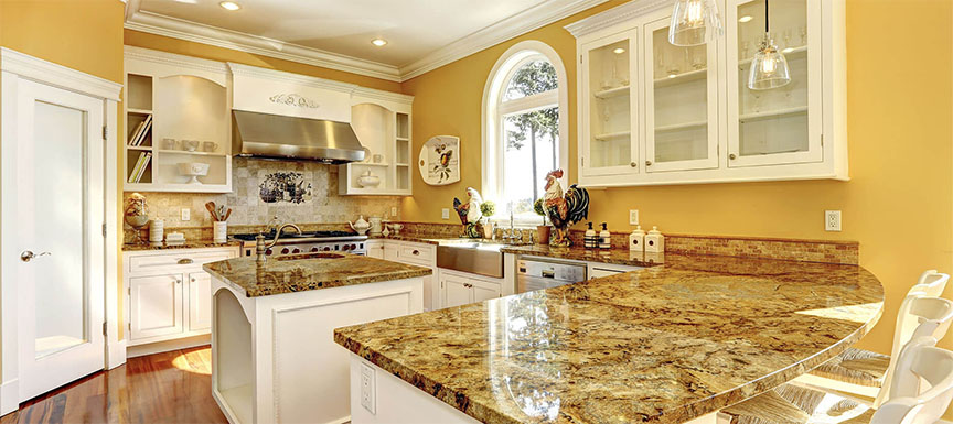 Interior Paint Color for Kitchen