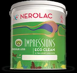 Nerolac Impressions Eco Clean