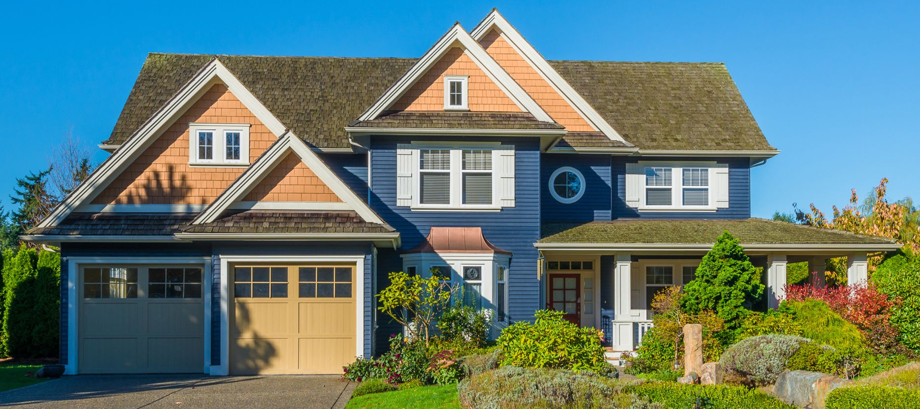 Vibrant Home Exterior Colours That Turn Heads