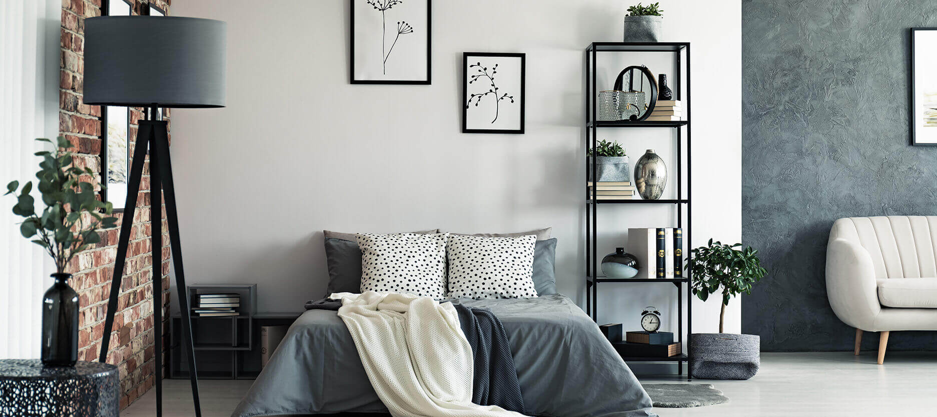 Wake Up to The Top Bedroom Colours of 2019