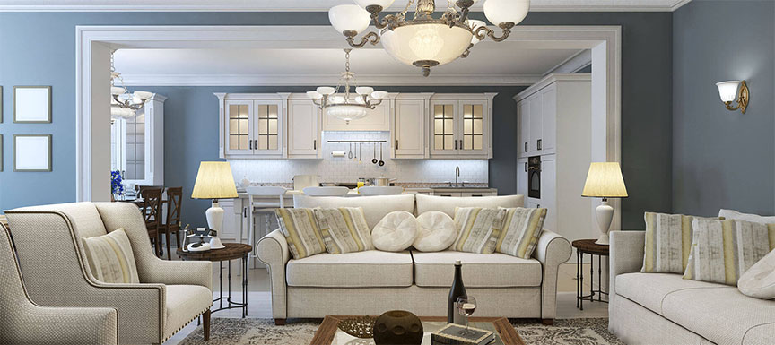 Paint Designs For Living Room: 5 Most Popular Living Room Paint Ideas